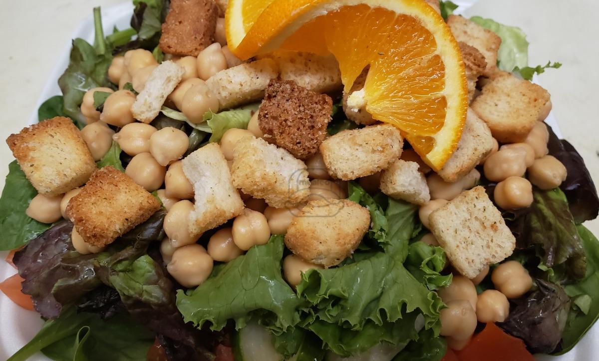 Tuscan Chickpea Salad