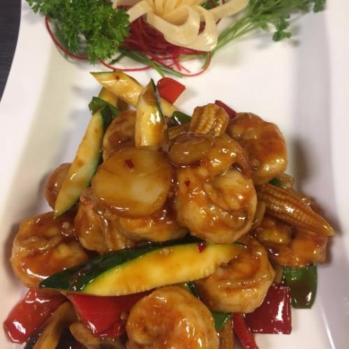 Amazing Shrimp*