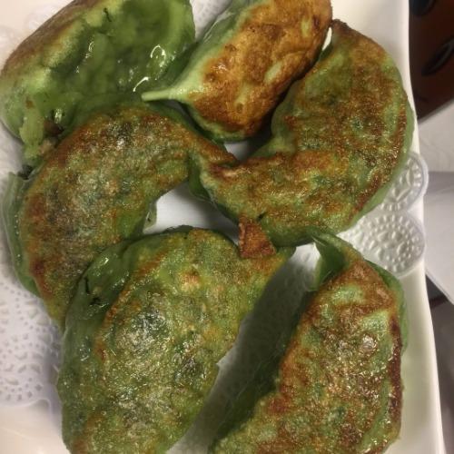 Veggie Dumplings (6)