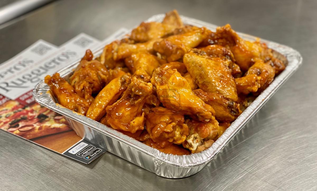 50 Chicken Wings