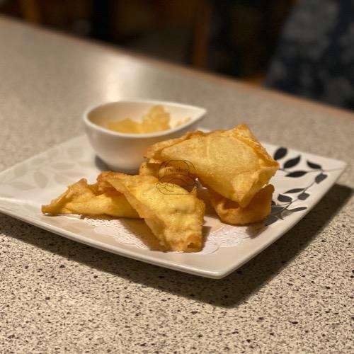 Cream Cheese Fried Wonton