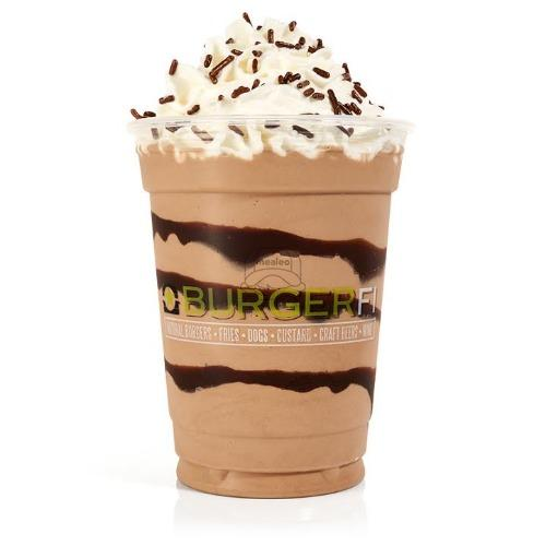 Custard Shake