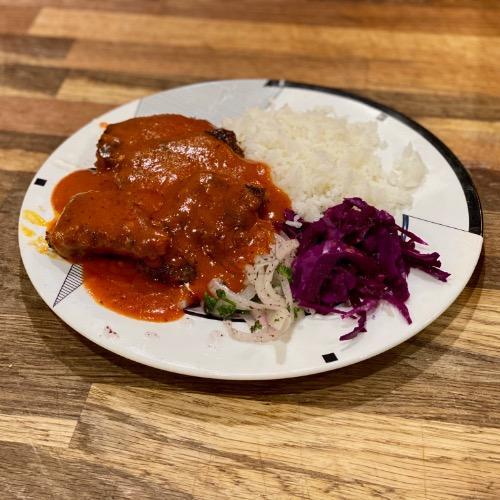 Eggplant Kabob