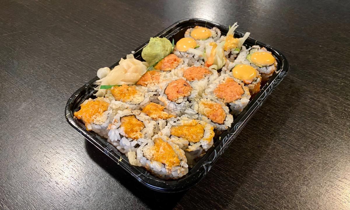 Spicy Maki Combination