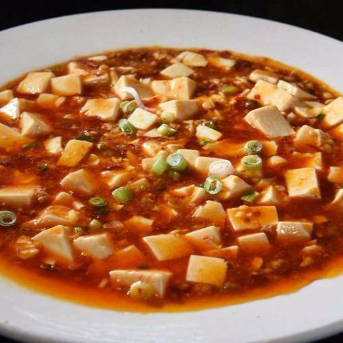 Ma Po Tofu Special