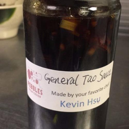 General Tso Sauce (8oz)