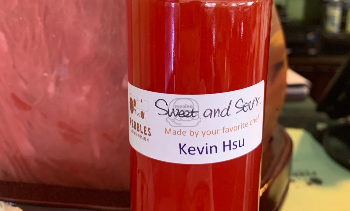 Sweet and Sour Sauce (8oz)