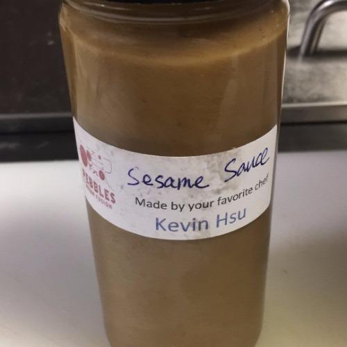 Sesame Paste (8oz)
