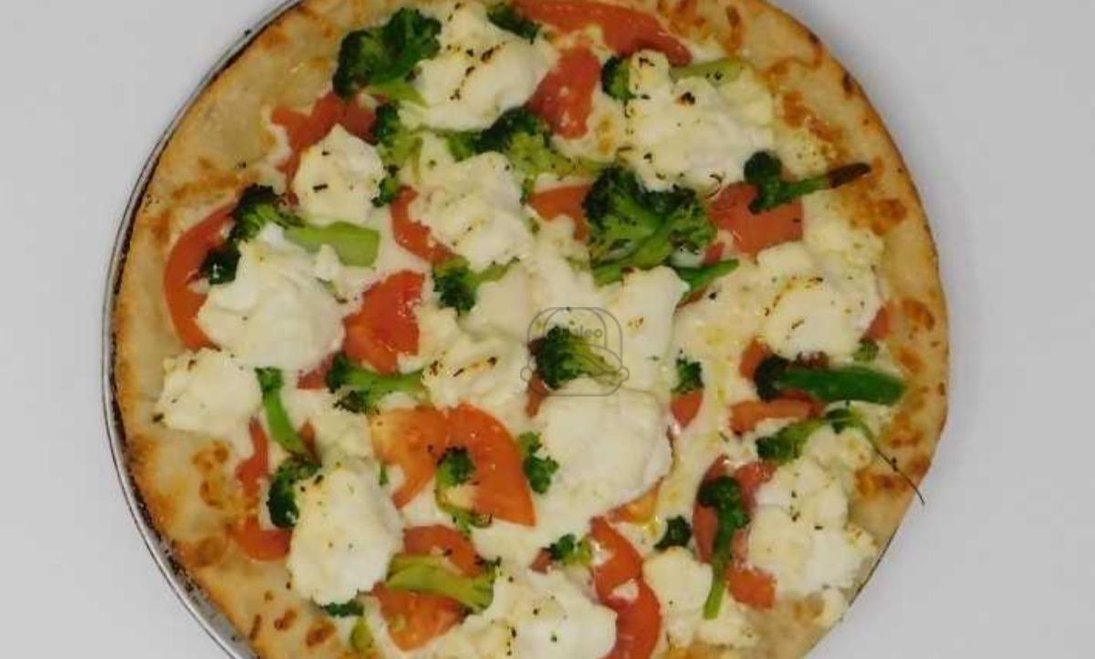 Broccoli Ricotta Pizza