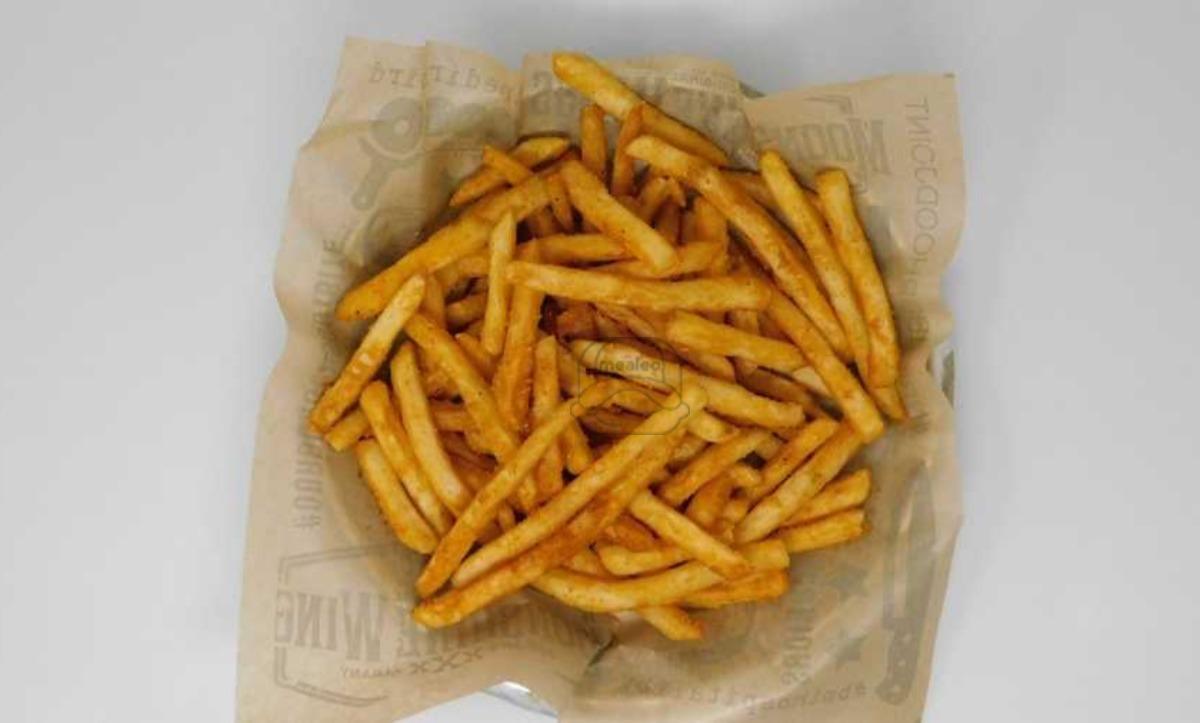 Straight Cut Fries
