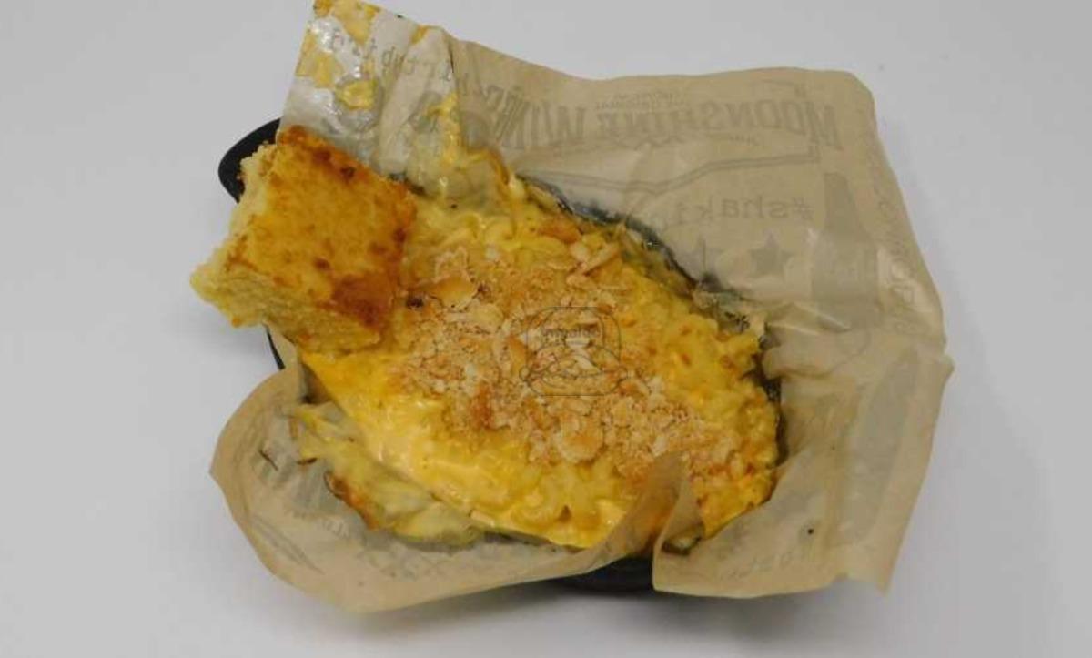 High Five Mac N Cheese