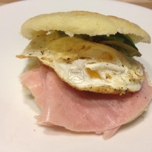 Arepa Breakfast