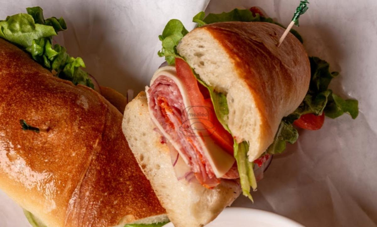 Build Your Own Sandwich (Large)