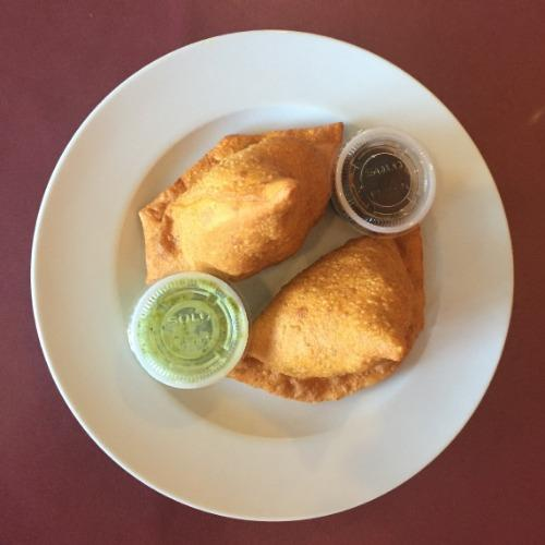 Gluten Free vegetable Samosa
