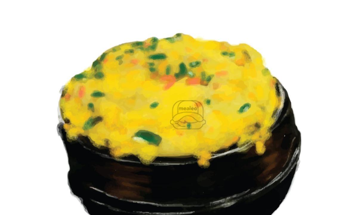 A8. Pok Tan Steamed Egg