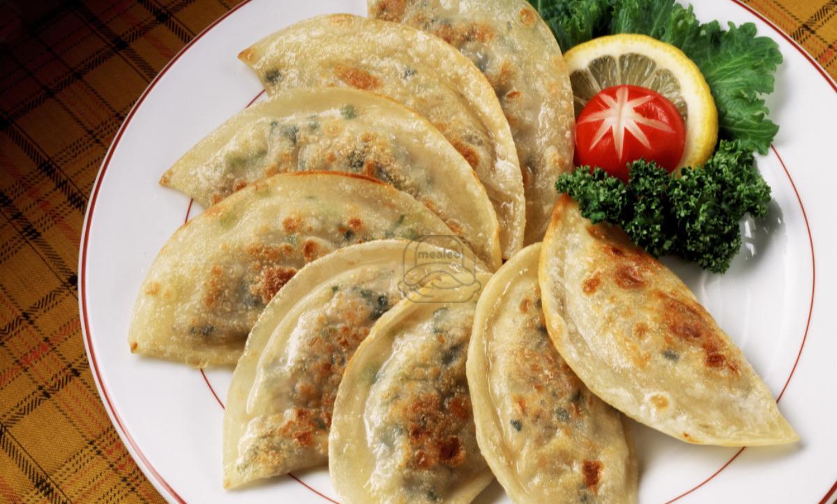 A9. Fried Dumplings