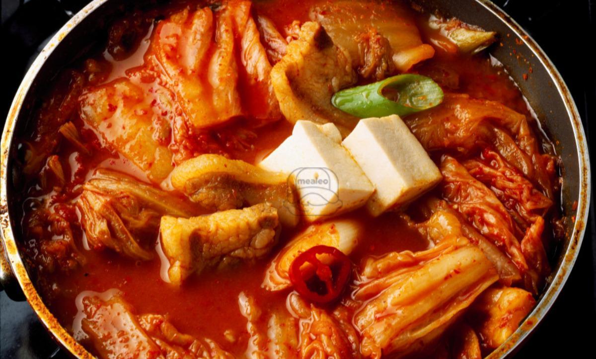 S3. Kimchi Jjigae