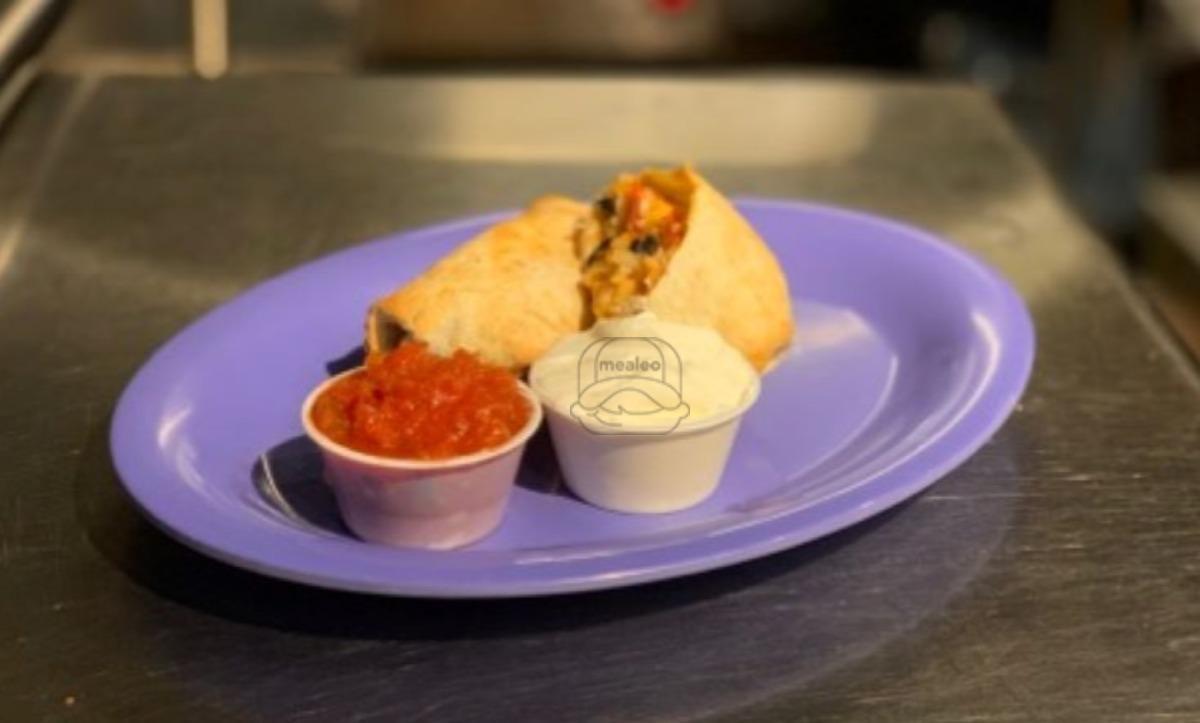 Mini Veggie Burritos