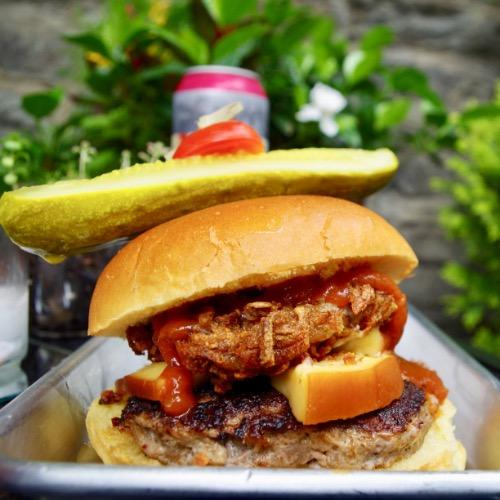 Rodeoski 'Kovboy' Burger