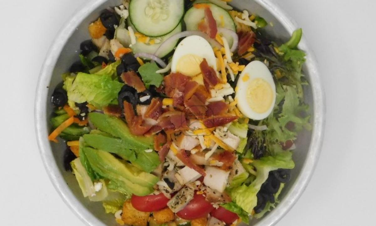Grilled California Chicken Cobb Salad