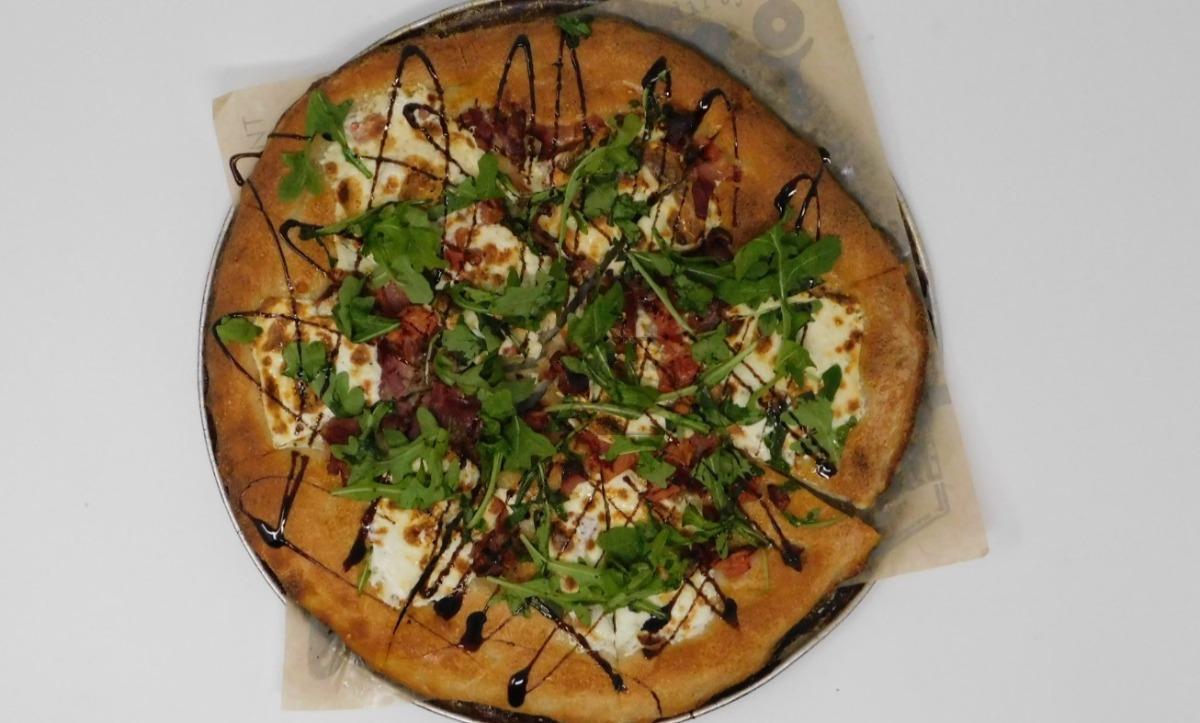 Italian Prosciutto Pizza