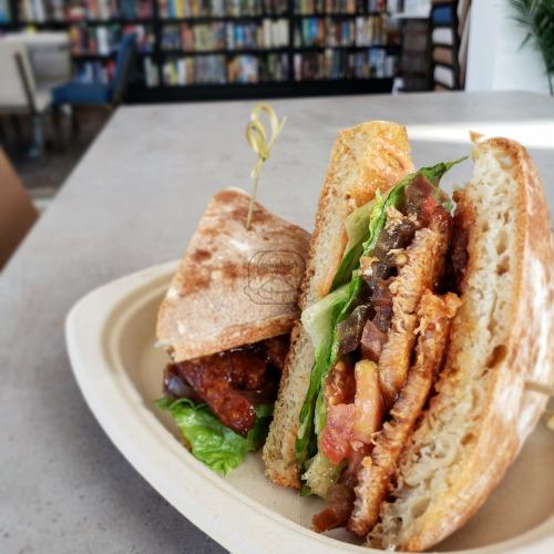 Triple Word Score (PBLT) Sandwich