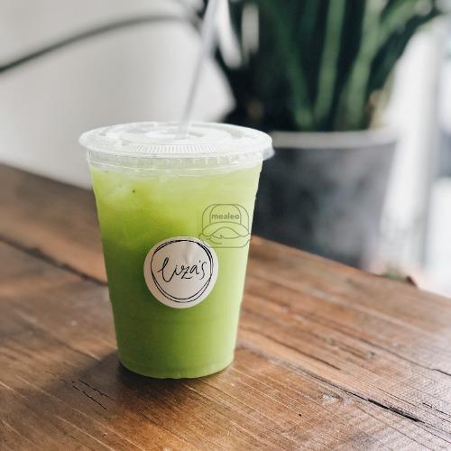 Matcha Lemonade