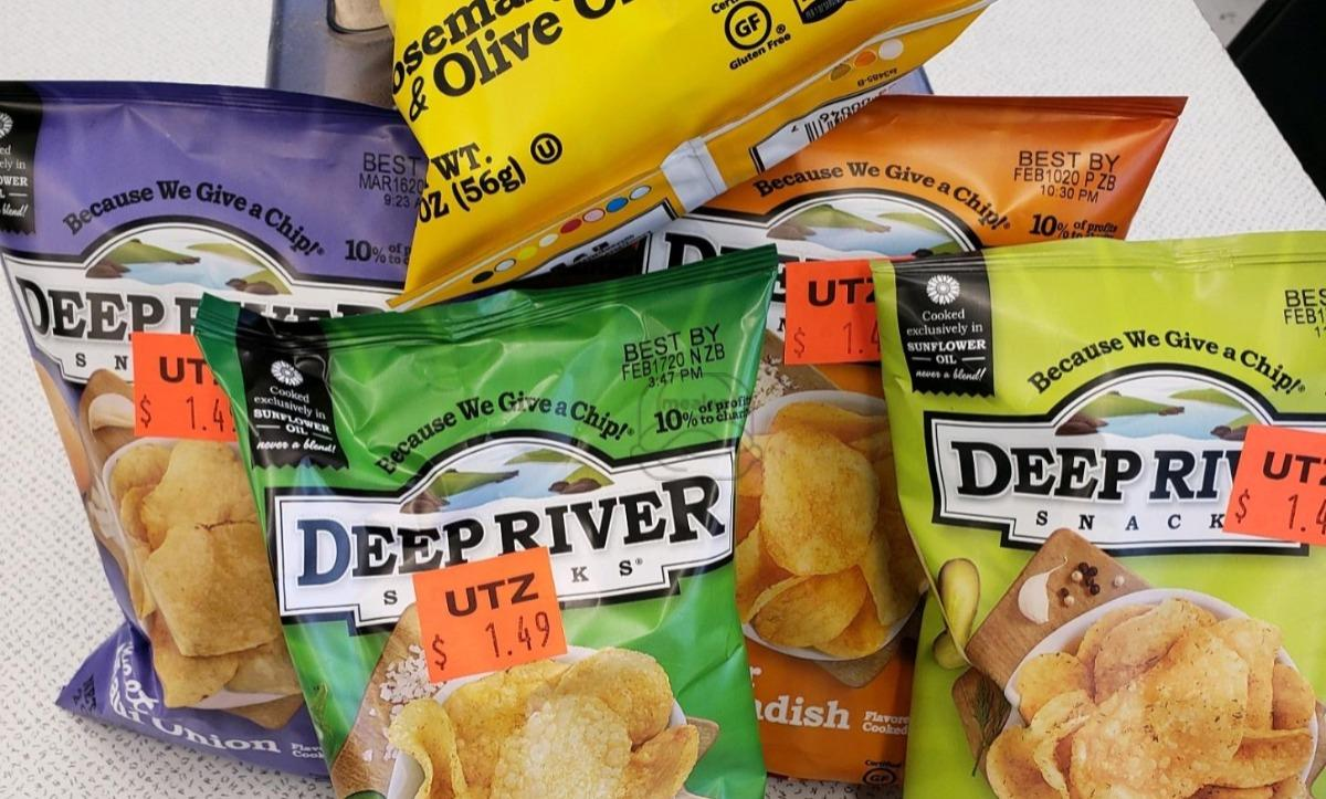 Deep River Chips 1.5 oz