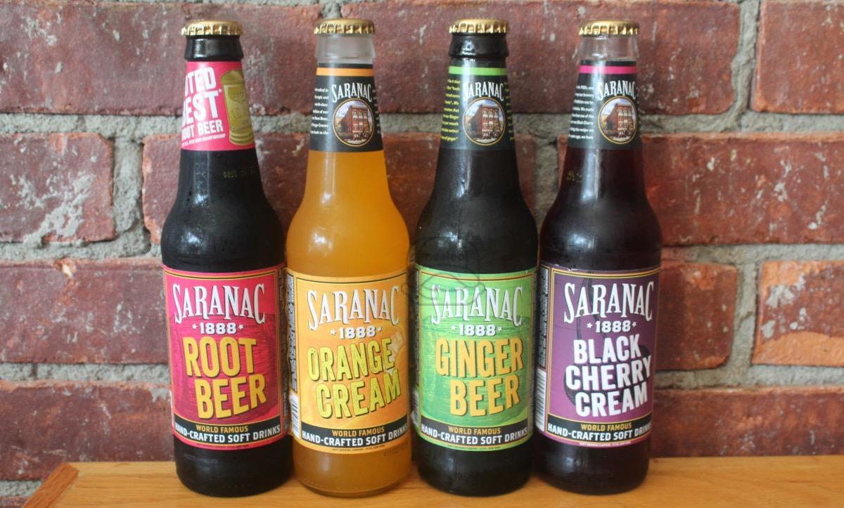 Saranac Soda