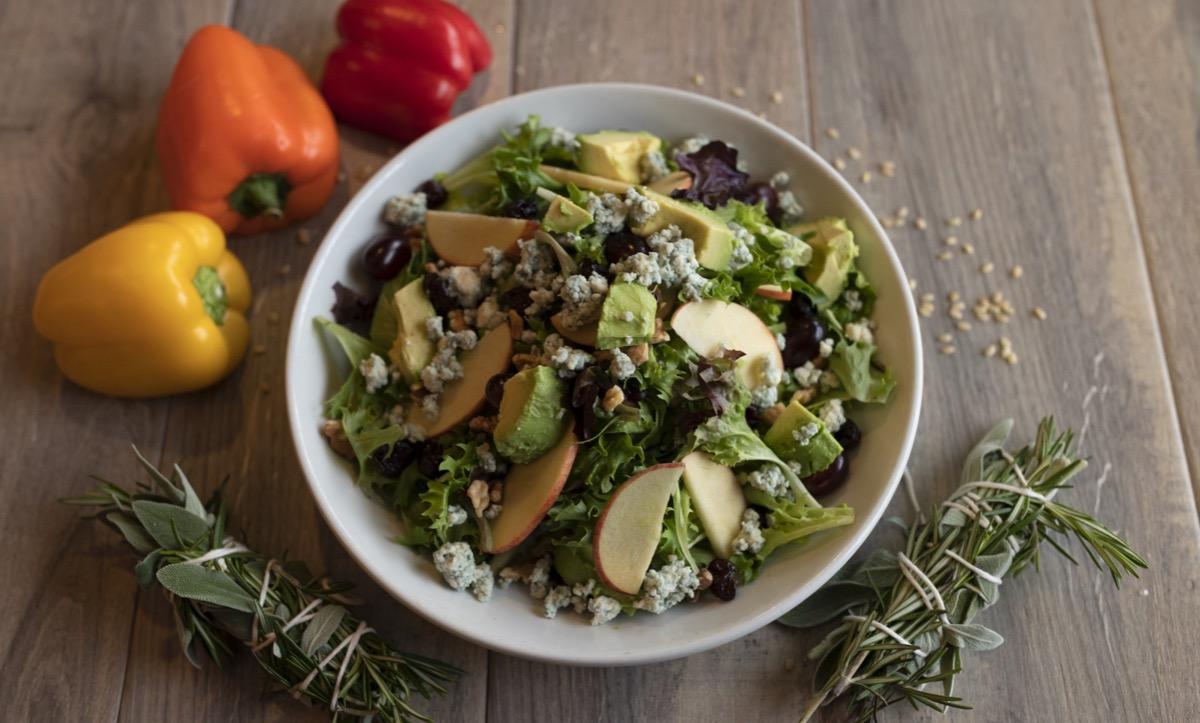 Merabec Salad Bowl