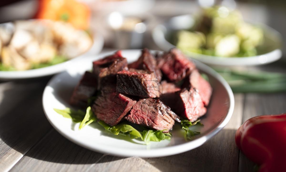 Side of Pasture Raised Beef