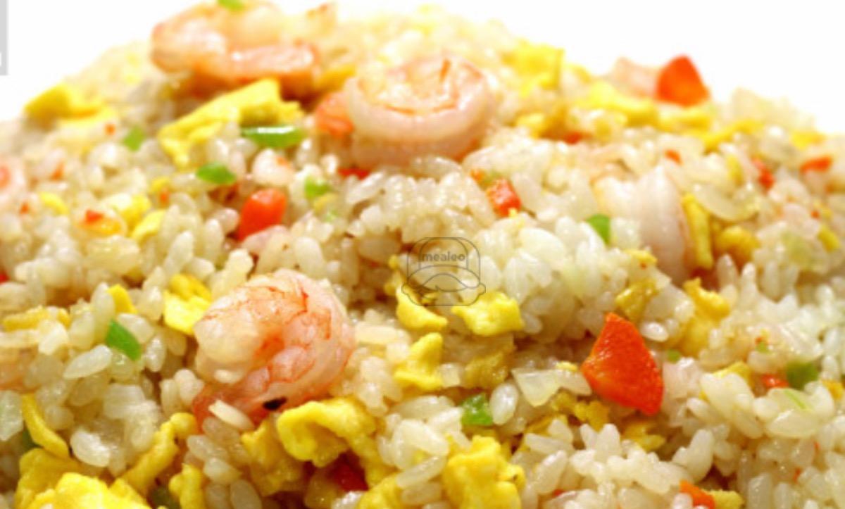 L3. Veggie Fried Rice