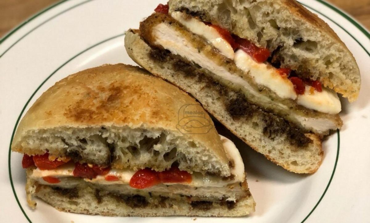 Feel Good Sandwich