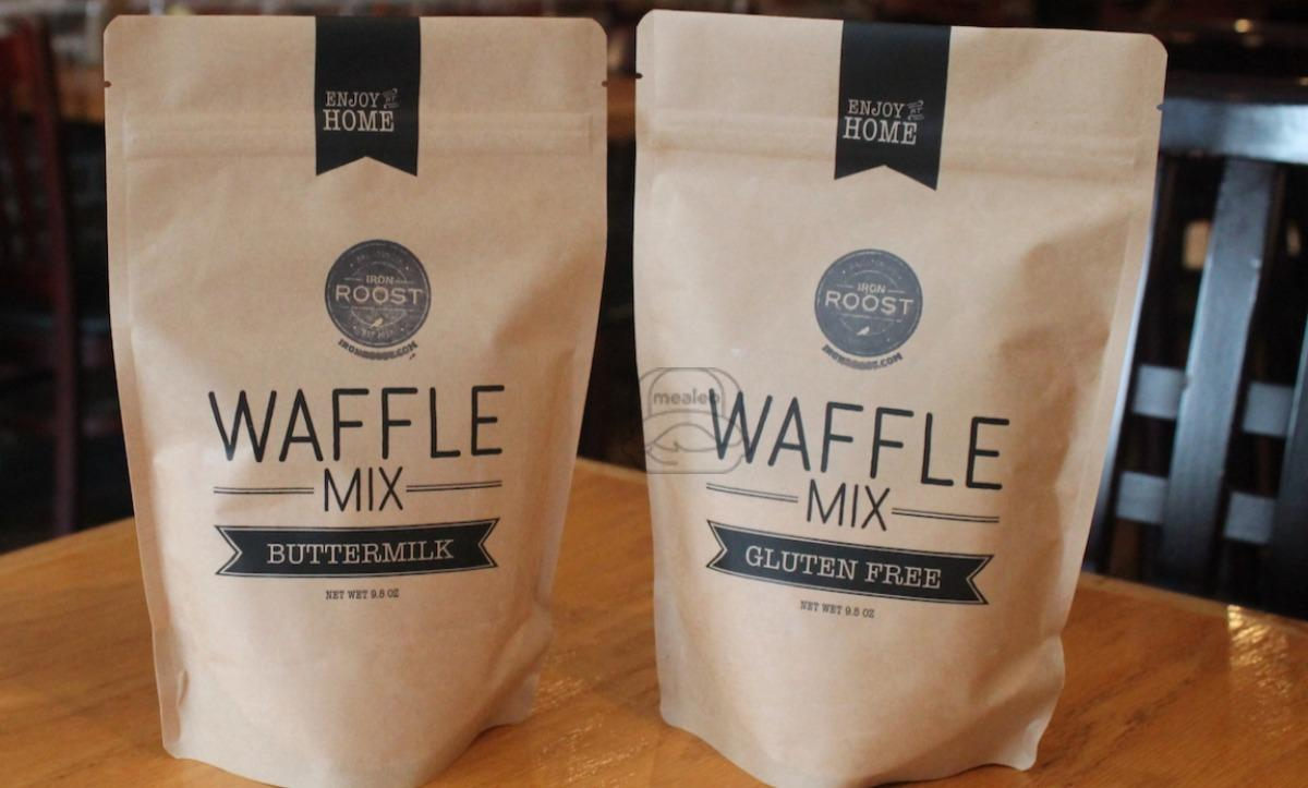 Iron Roost Waffle Mix