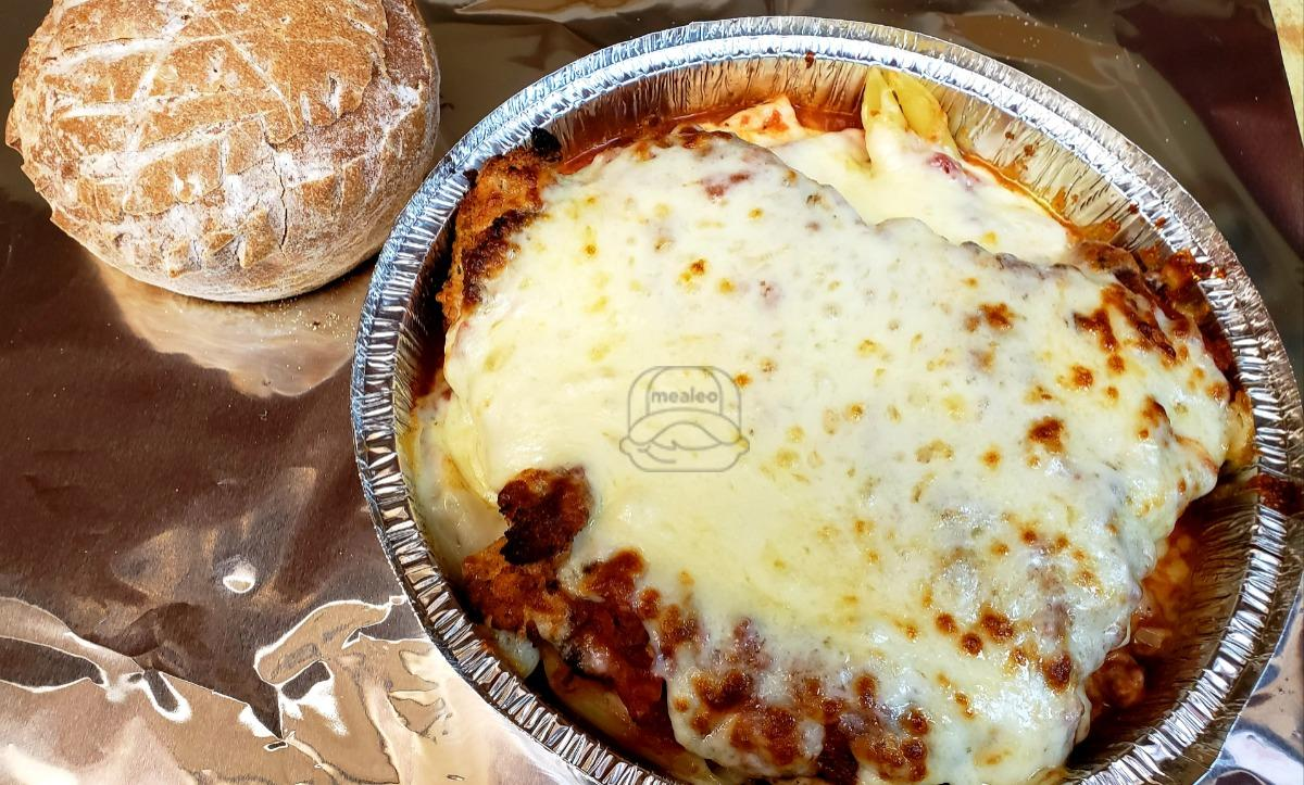 Chicken parm family take out