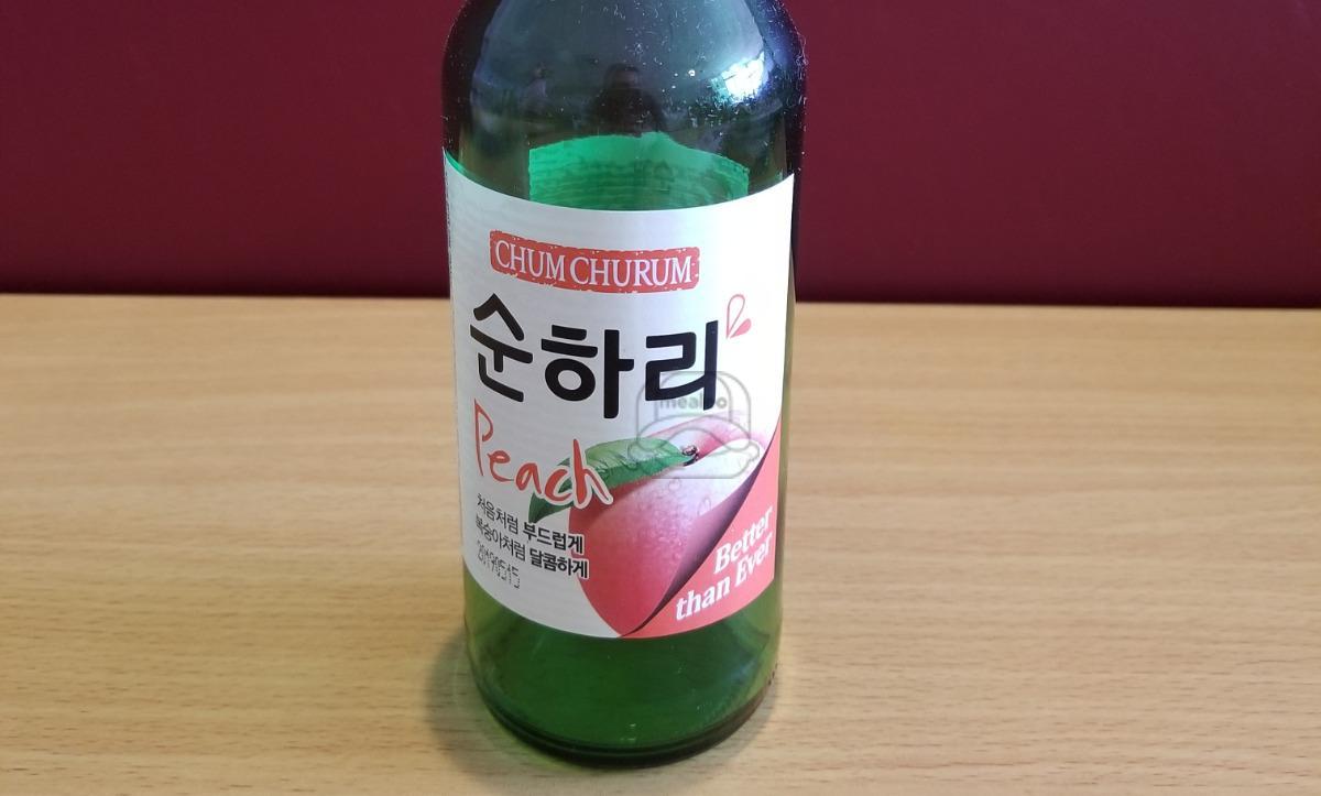 Peach Soju