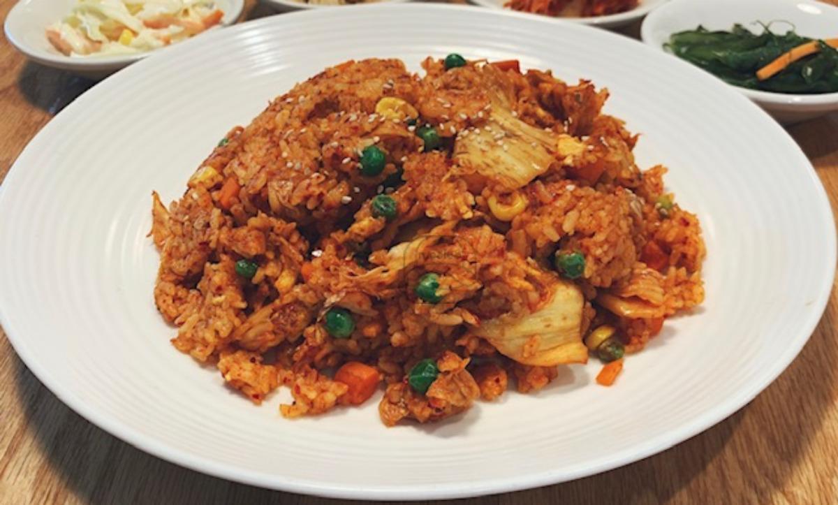 F6. Kimchi Bokkeum Bap