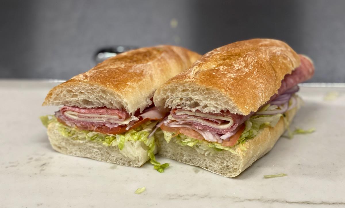 Italian Mix Sandwich