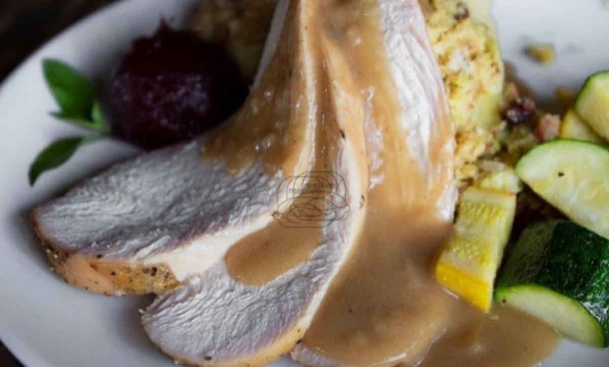 Oven Roasted Turkey Dinner