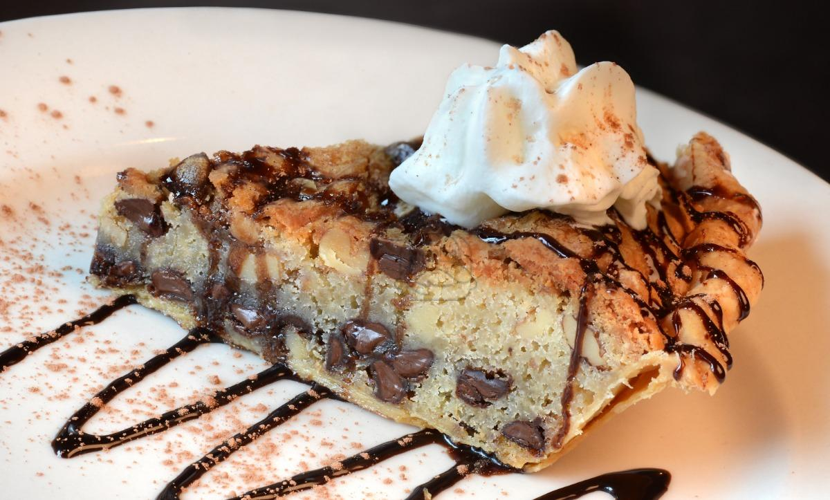 Morgan's Chocolate Chip Pie