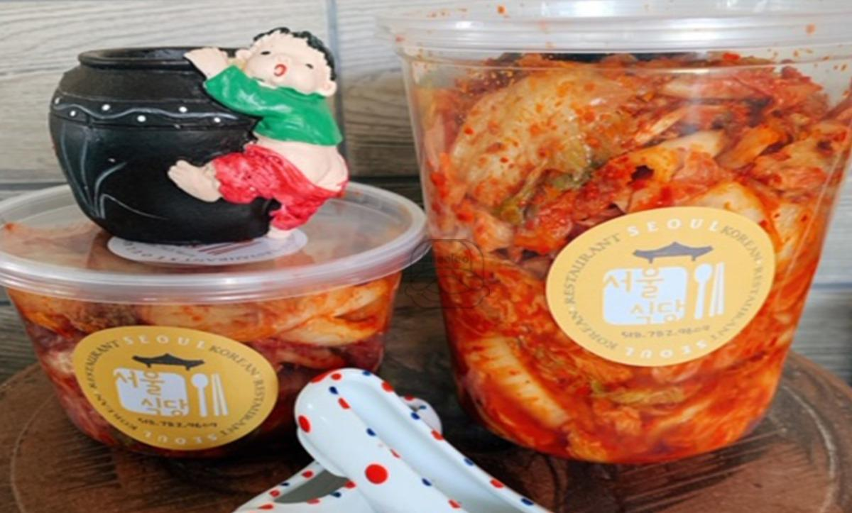 Large size Kimchi