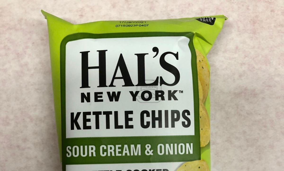 Sour Cream & Onion Kettle Chips