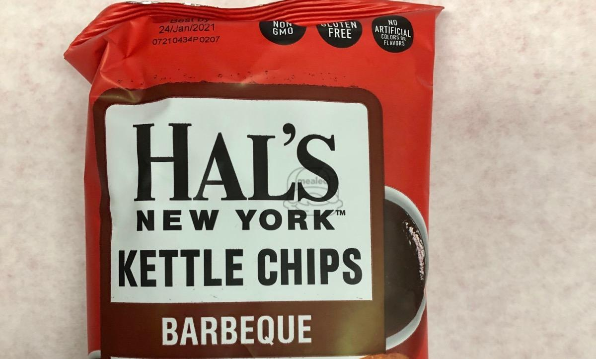Barbecue Kettle Chips