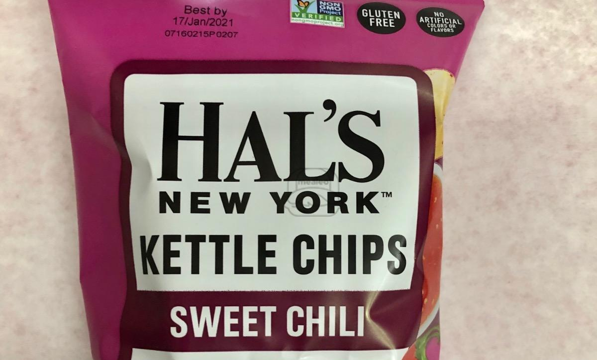 Sweet Chili Kettle Chips