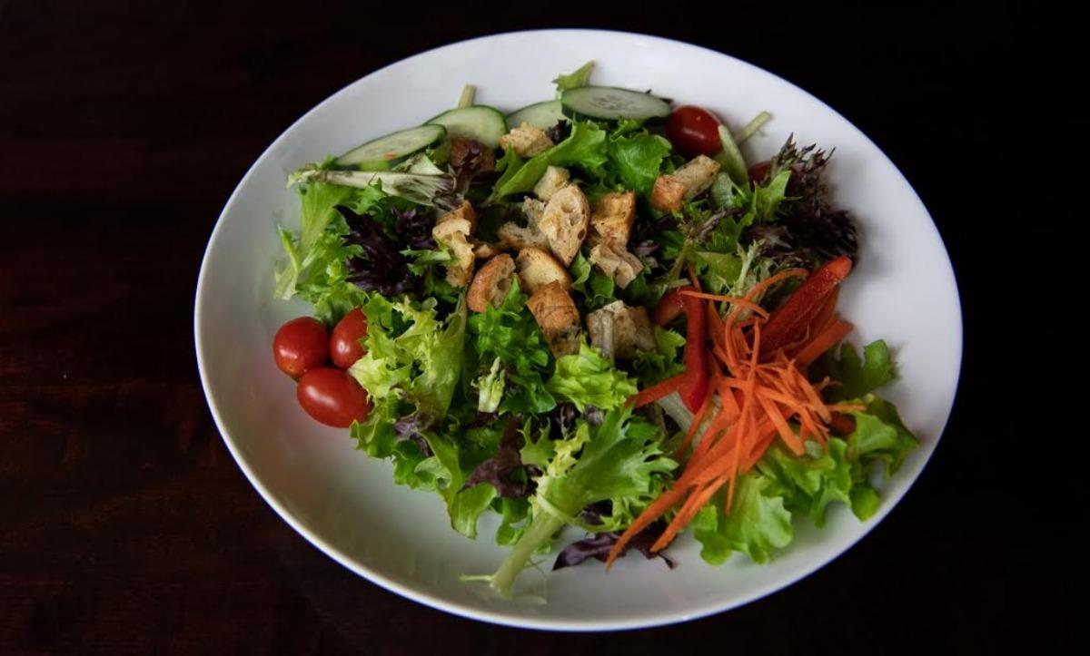 Longfellows House Dinner Salad