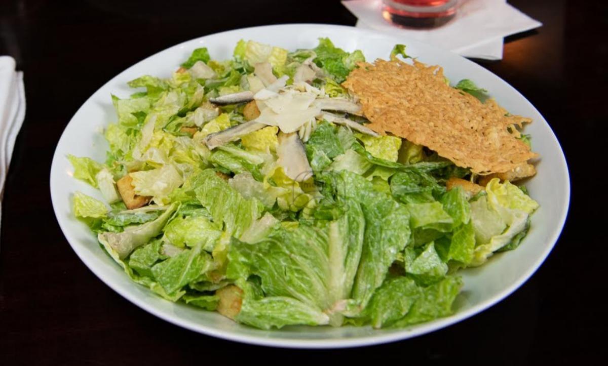Classic Caesar Dinner Salad