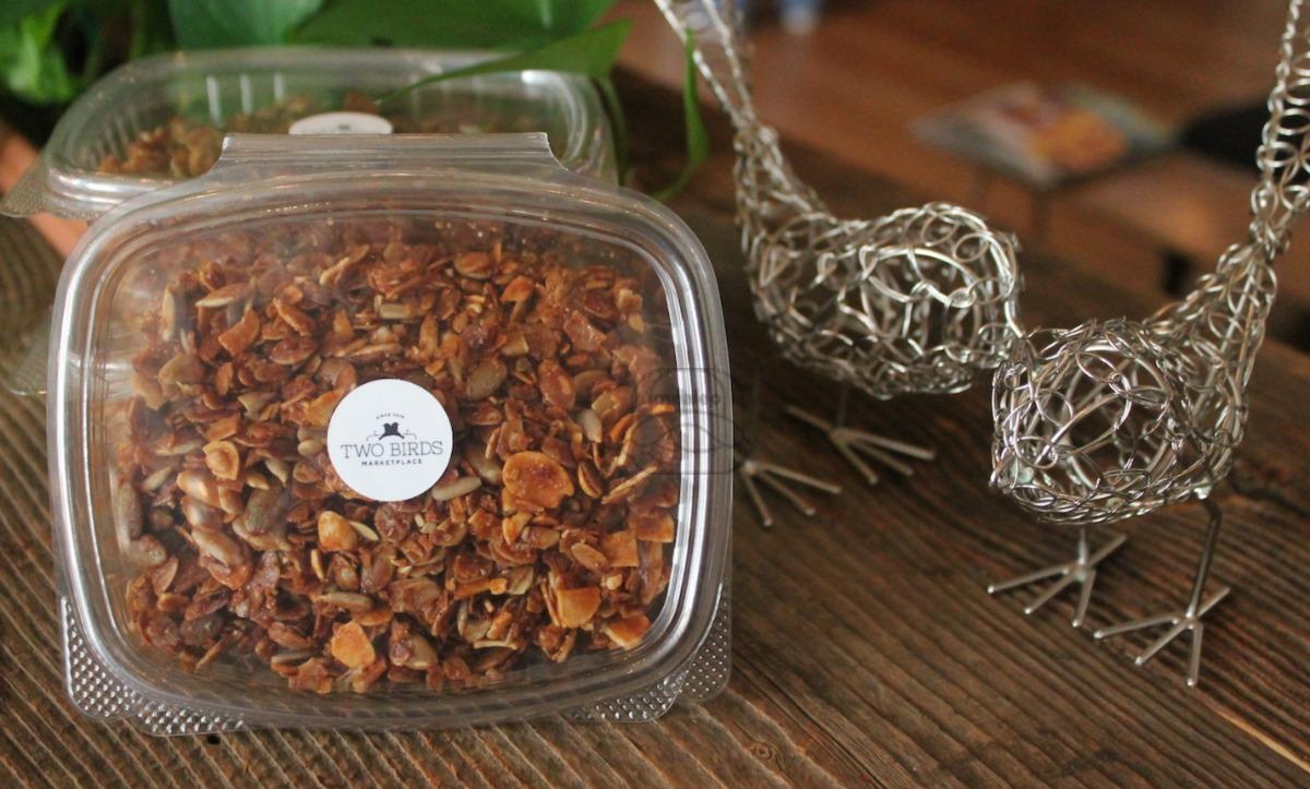 Two Birds Olive Oil Granola