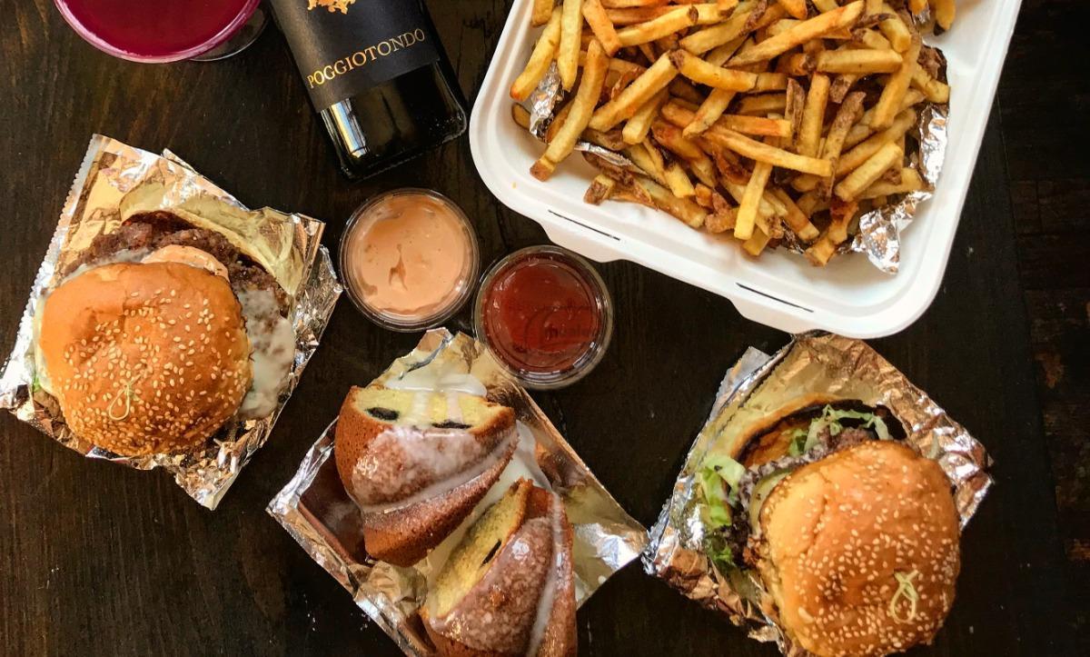 Beer Burger kit