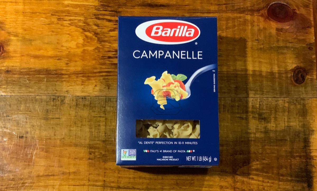 Pasta Campanelle