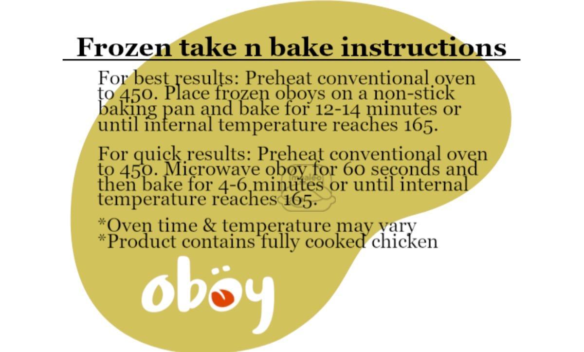 Case of Take n' Bake Oboys